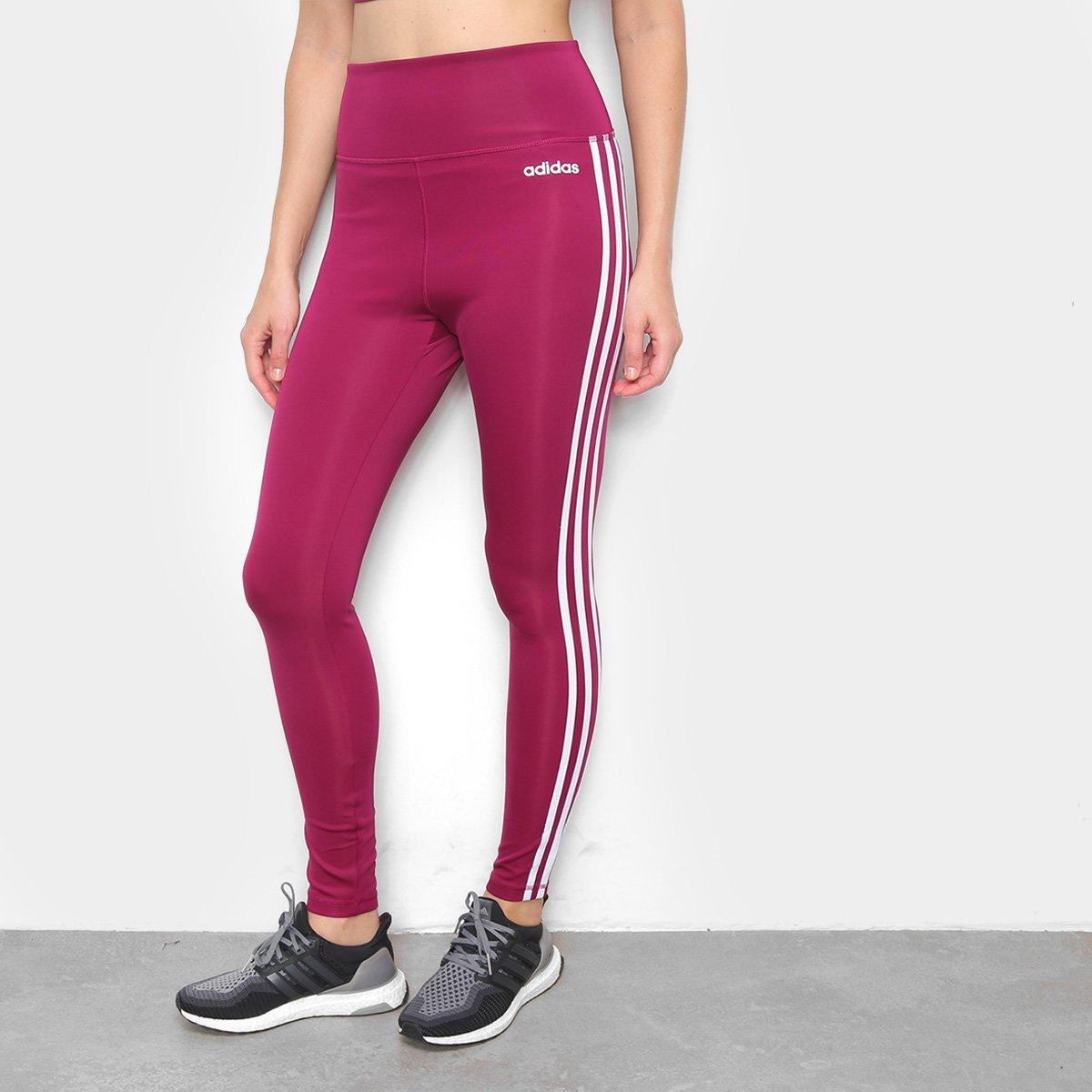 Calça Legging Adidas Design 2 Move Feminina