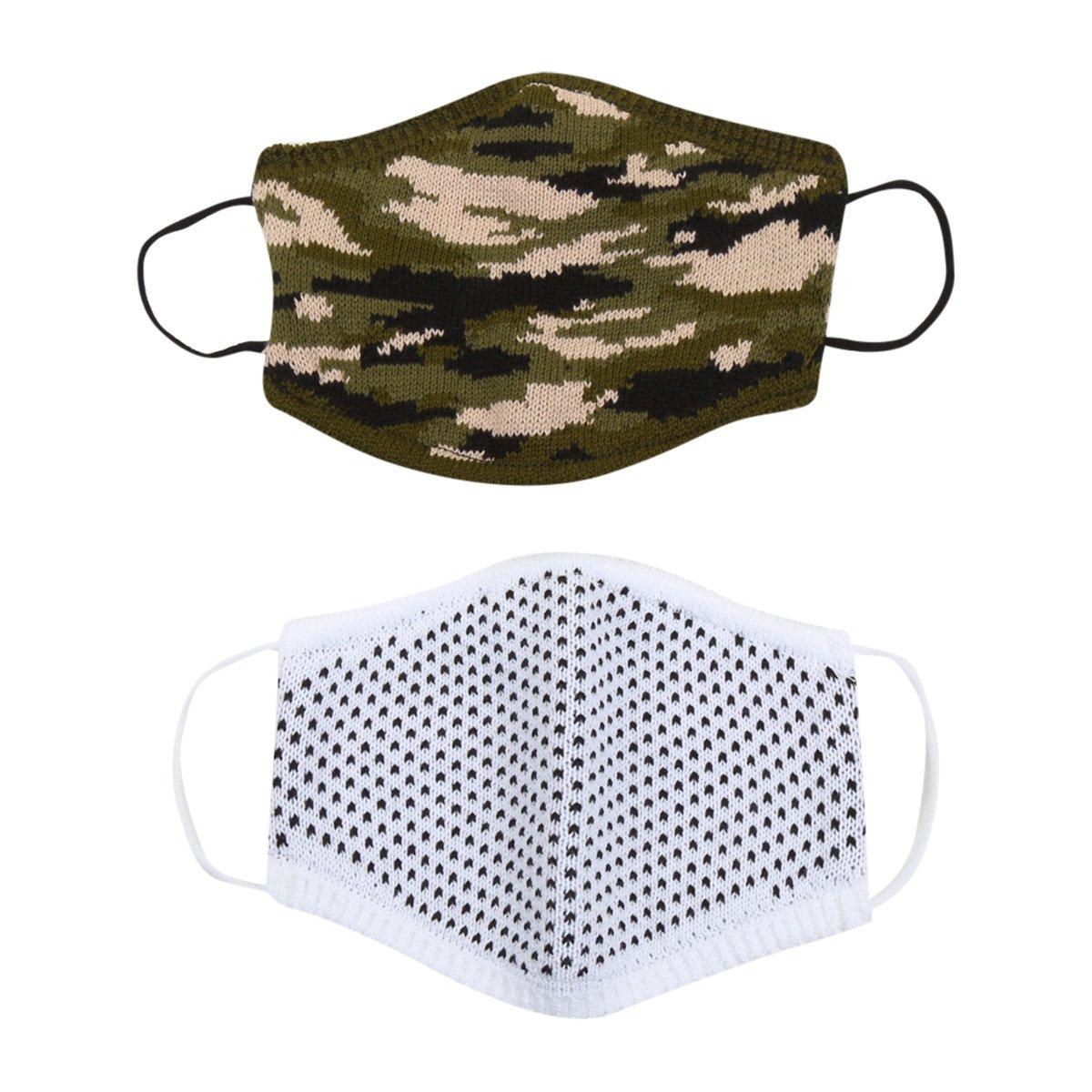 Kit De Máscaras Karian 2 Unidades