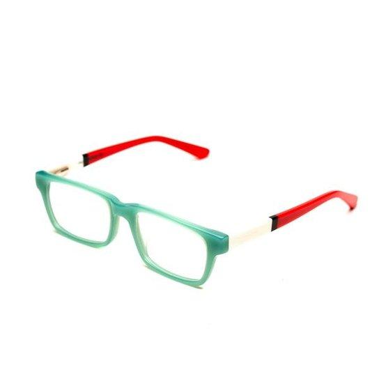 3bb63f659 Armação de óculos Infantil Thomaston - Verde+Vermelho