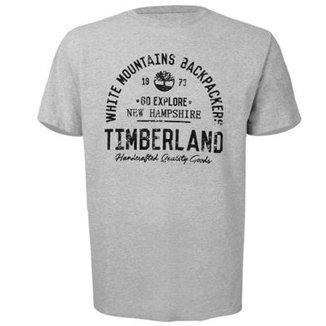 9c67b71c8c Camiseta Timberland Backpackers Masculina
