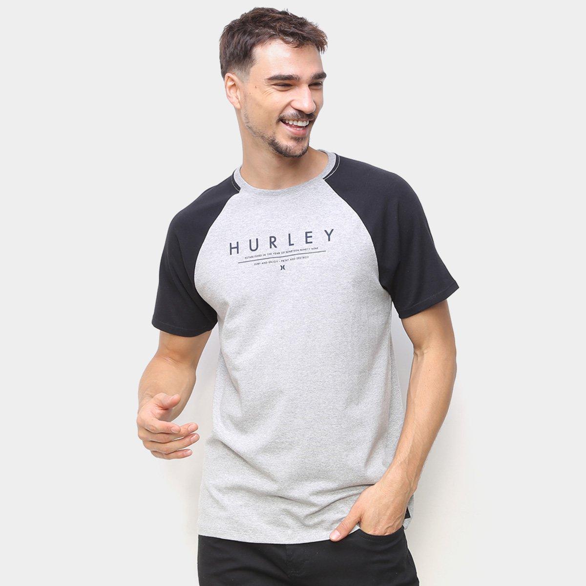 Camiseta Hurley Short Masculina