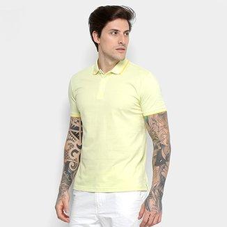 ed3390a067f Camisa Polo Ellus Asa Frisos Classic Masculina