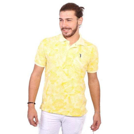 b845935481 Camisa Polo Golf Club Full Print - Compre Agora