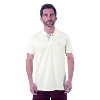 edd0209a52 Camisa Polo England Polo Club Slim BB Masculina