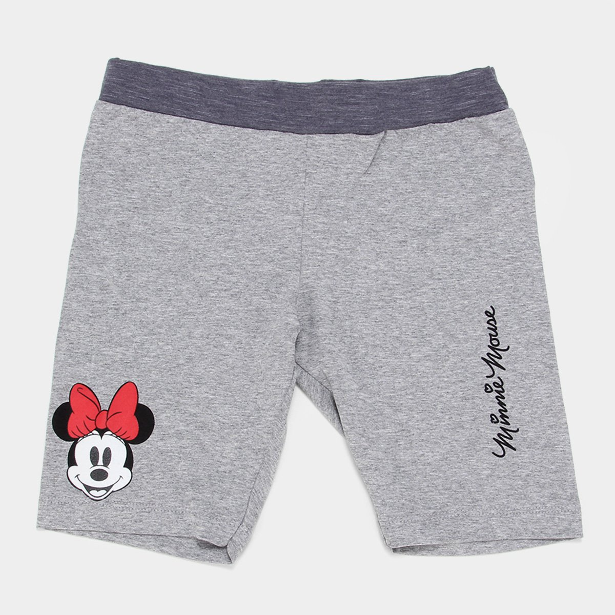 Shorts Infantil Disney Minnie Mouse Feminino