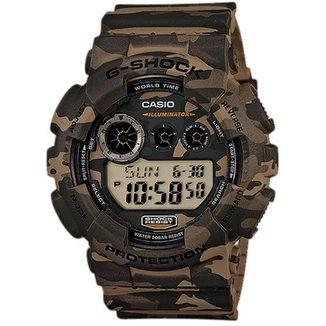460d09edfed Relógio Casio G-Shock Gd-120Cm -5Dr
