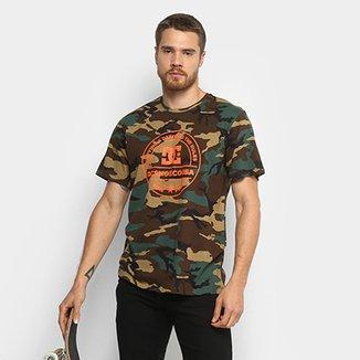 d44242620 Camiseta DC Shoes Especial Fullon Masculina