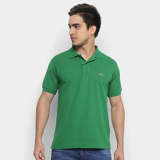 Camisa Polo Lacoste Piquet Original Fit Masculina 5a1300aa442ad
