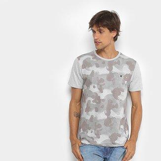 Camiseta Hurley Especial Bleed Masculina e280dfbd038
