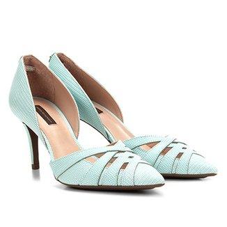 9d34106911 Compre Scarpin Vizzano Bege em Verniz na Escarpan Shoes