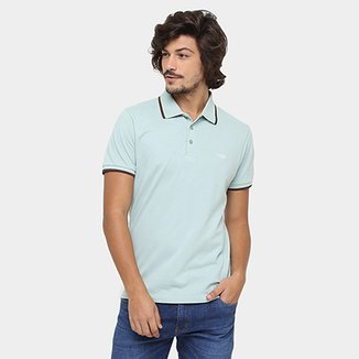 64ad6c3731e Camisa Polo Triton Piquet Frisos Color Masculina
