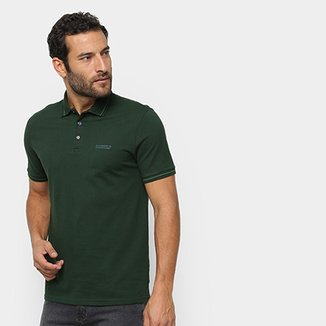 Camisa Polo Ellus Piquet Industry Co. Masculina be8d1e951a238