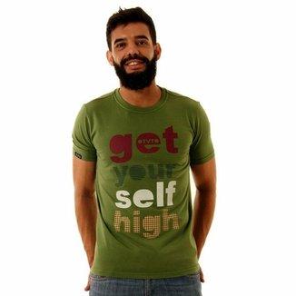 6960a71484 Camiseta Oitavo Ato Get Your Self Masculina
