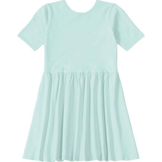 abc392503 Vestido Infantil Lilica Ripilica - Verde claro - Compre Agora | Zattini