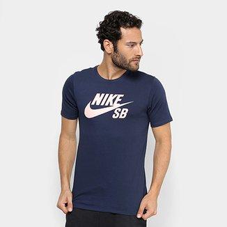 Camiseta Nike Sb Logo Masculina 17748c0080286