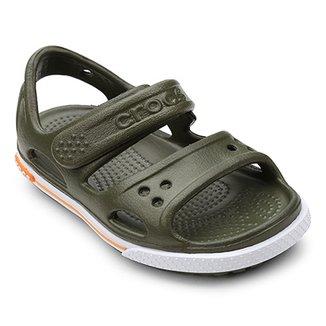 d19a970c18 Sandália Crocs Infantil Crocband II PS