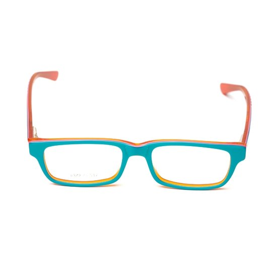 e62389d97 Armação de óculos Infantil Thomaston - Azul+Laranja