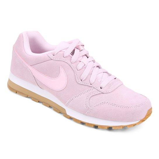 9652bbbb647 Tênis Nike Md Runner 2 SE Feminino - Rosa - Compre Agora