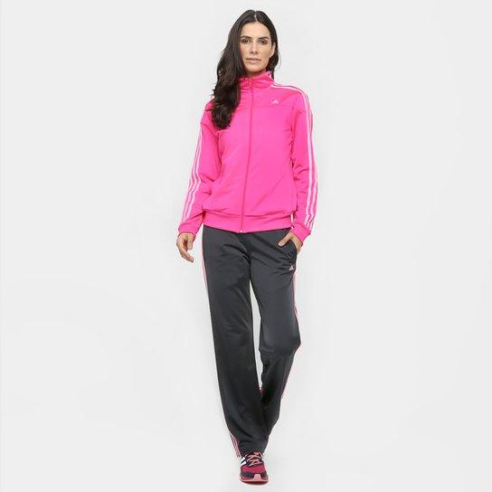 9736261a4a Agasalho Adidas Knit Feminino - Compre Agora