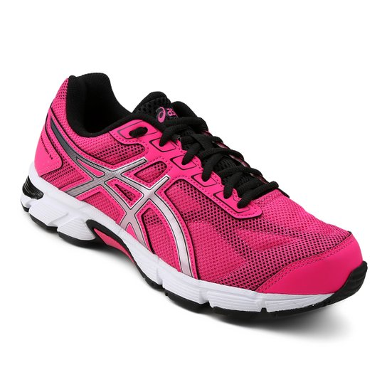 afd06f0c67d12 Tênis Asics Gel Impression 9 Feminino - Pink e Preto - Compre Agora ...