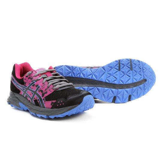 Tênis Asics Gel Artic Feminino - Pink e Preto - Compre Agora  3d1d798e36b38