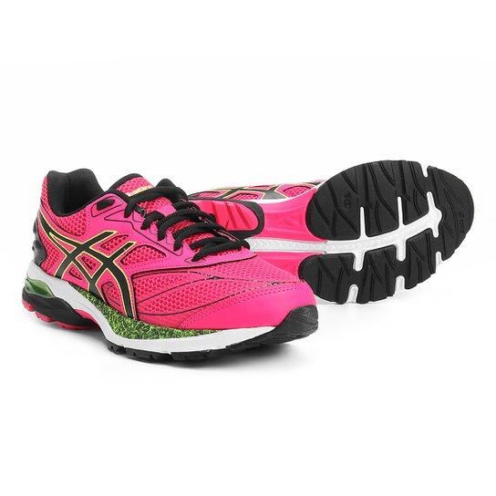 723607c7f4 Tênis Asics Gel Pulse 8 A Feminino - Pink e Preto - Compre Agora ...