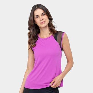 Camisetas Femininas Fila - Moda Esportiva  52d13a0c32f36