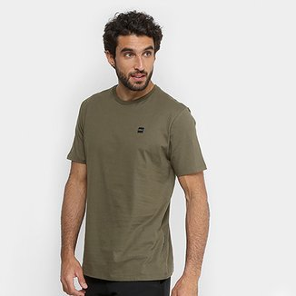 d61f576130 Camiseta Oakley Manga Curta Masculina