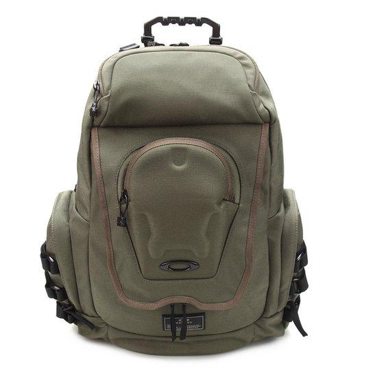 Mochila Oakley Mod Icon Backpack - Verde Militar - Compre Agora ... 68839bf2958