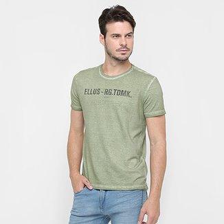 6f4d670aee Camiseta Ellus Estonada RG