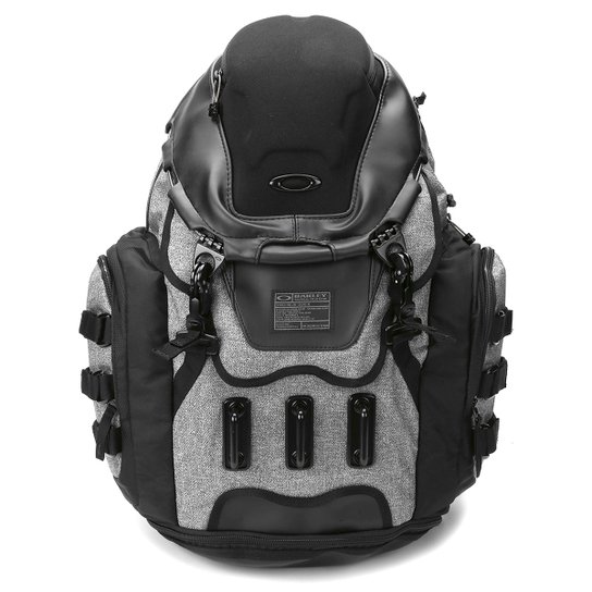 cab107be5 Mochila Oakley Mod Kitchen Sink Lx - Preto+Chumbo