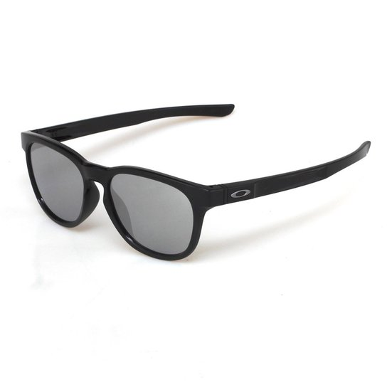 Óculos Oakley Stringer Polished Black Chrome Iridium - Compre Agora ... f73395e793