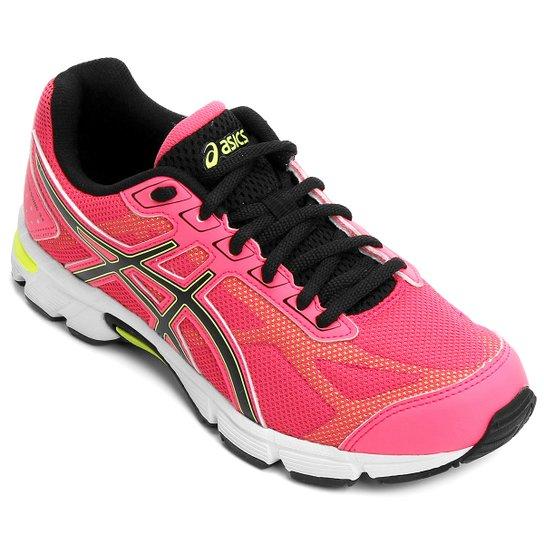c70ed889b7e50 Tênis Asics Gel Impression 9 Feminino - Rosa e Preto - Compre Agora ...