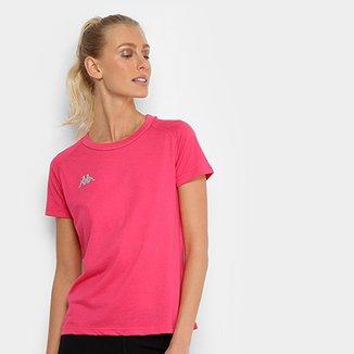Camiseta Kappa Verona Feminina f5899c2a51e