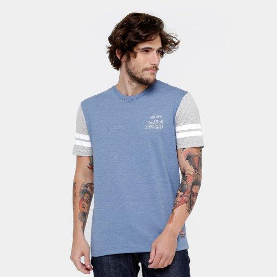 2248b7825d Camiseta Red Bull Racing Sc Line Masculina - Compre Agora