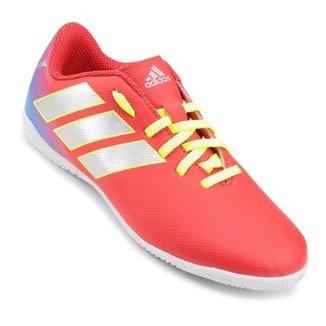 d3404609b4 Chuteira Futsal Infantil Adidas Nemeziz Messi 18 4 IN