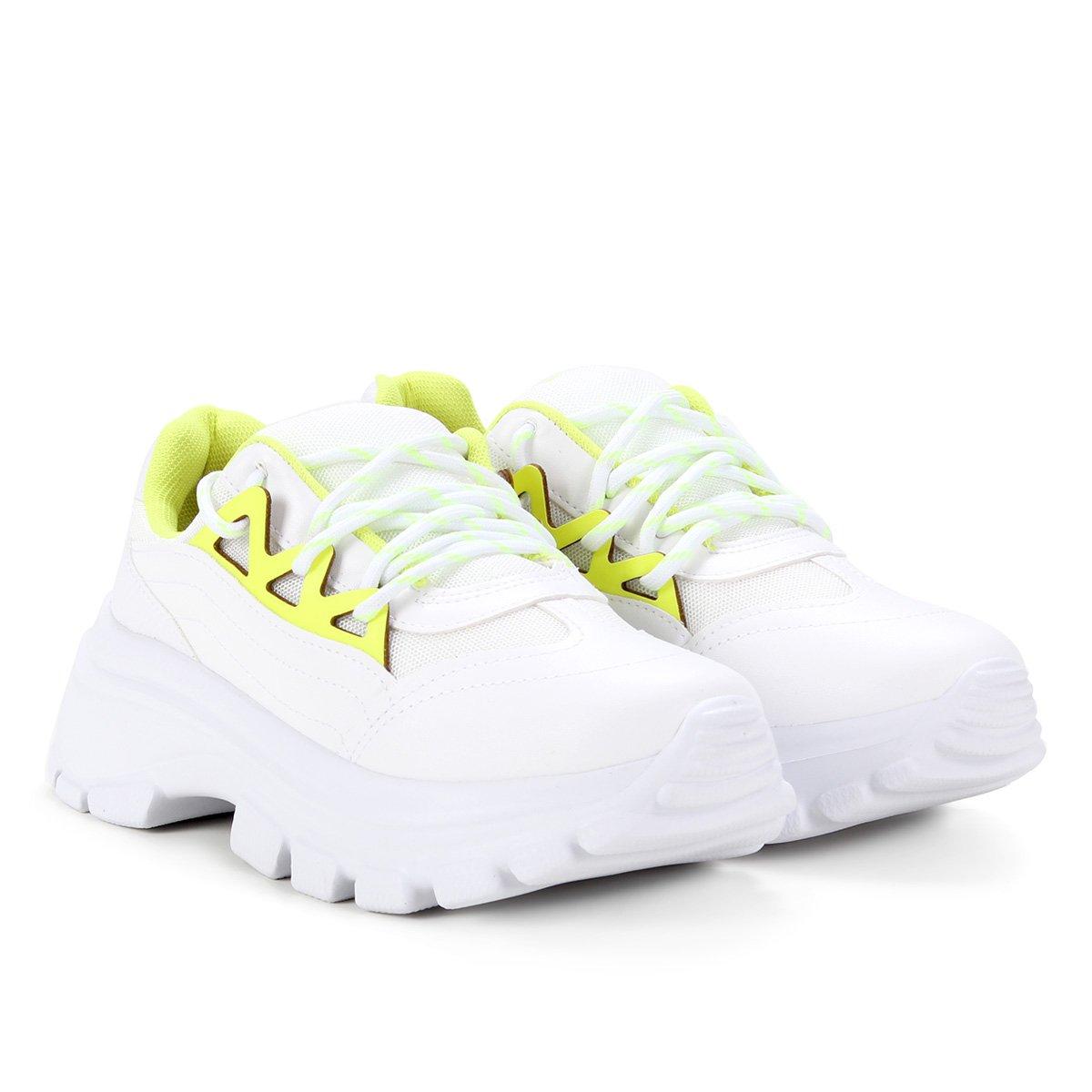 Tênis Vizzano Chunky Sneaker Feminino