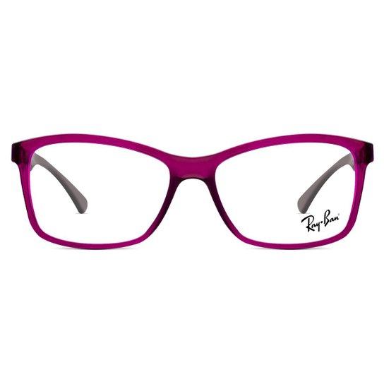 a31c31243d94b Armação Óculos de Grau Ray Ban RX7095L 5655-53 - Compre Agora   Zattini