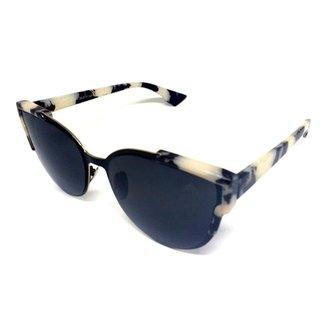 9f20216f9 Óculos Solar Espelhado Wayfarer Cayo Blanco