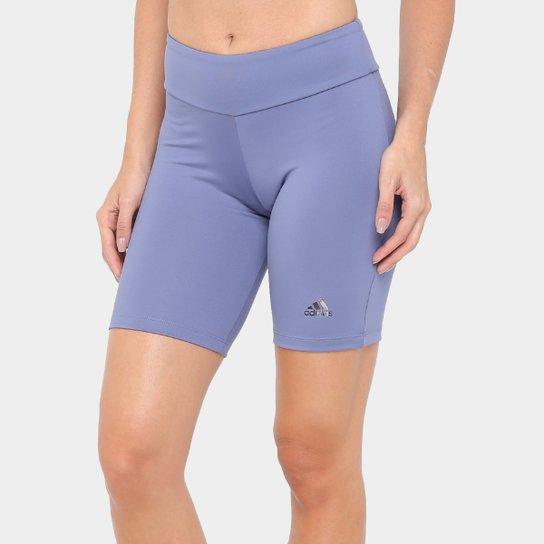 Short Adidas Training Essentials 3S Feminino - Compre Agora  6e807811898