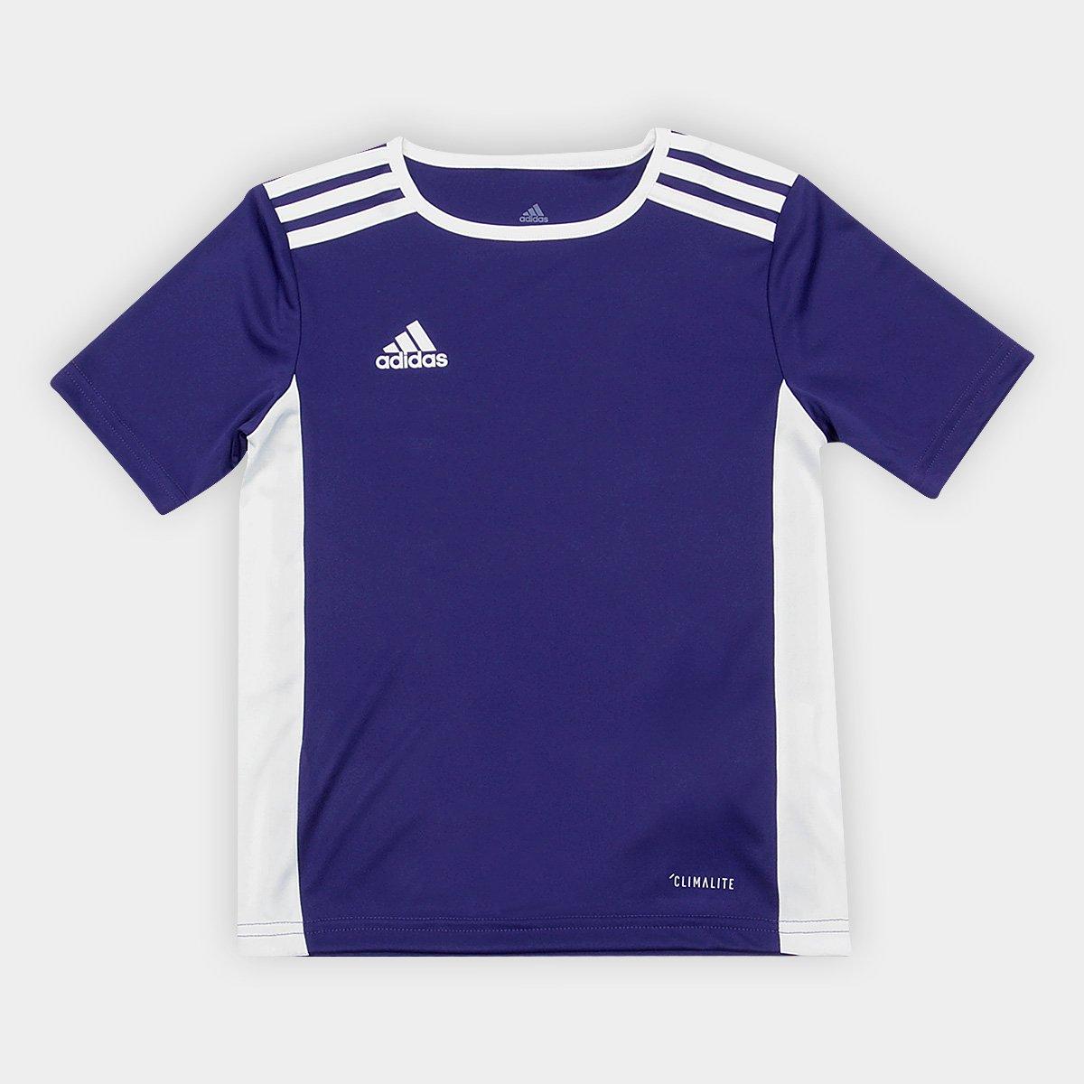 Camiseta Infantil Adidas Entrada 18