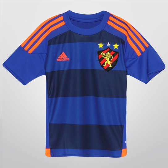1fd0f2db1c7 Camisa Adidas Sport Recife III 15 16 s nº Infantil - Compre Agora ...