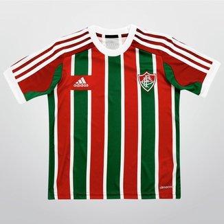 Camisa Adidas Fluminense I 2015 s nº Juvenil c4fb1dd52841c