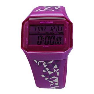 4df1ee6f757 Relógio Mormaii Feminino - M0945 8Q M0945 8Q