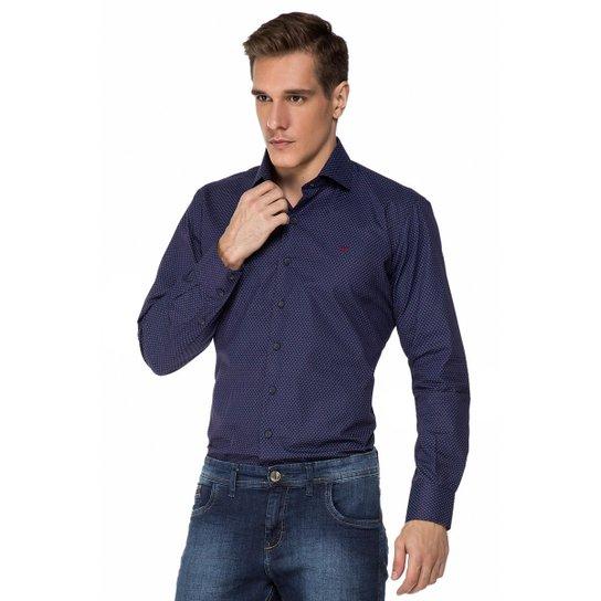 Camisa Hugo Rossi Círculos - Compre Agora  a736057938a01