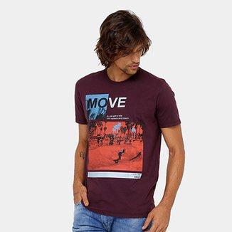 Camiseta Colcci Move Masculina 75793f7f915