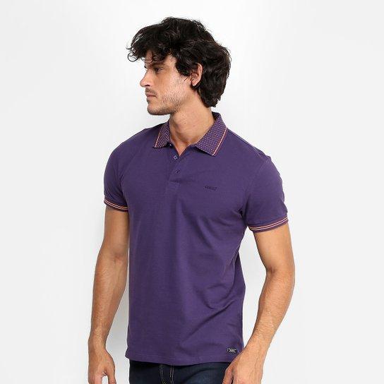 Camisa Polo Colcci Piquet Frisos Poá Masculina - Compre Agora  541c34c7f476e