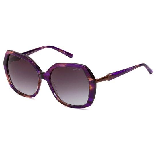 Óculos de Sol Colcci Degradê 5015 Feminino - Compre Agora   Zattini 673d37a526
