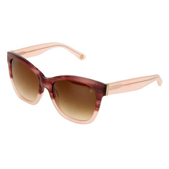 Óculos de Sol Forum Degradê Feminino - Roxo - Compre Agora   Zattini b97129a77e