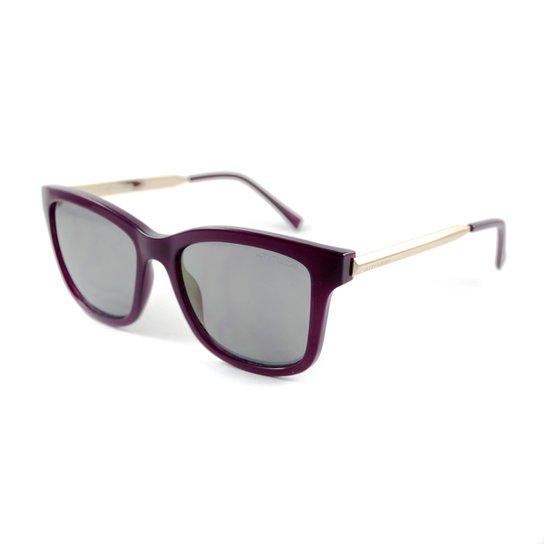 476ed0d66 Óculos Atitude - AT5280 T01 - Roxo e Dourado | Zattini
